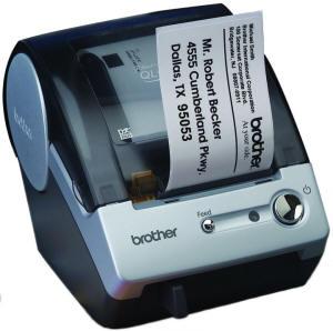 עדכון מעודכן מדפסת מדבקות Brother QL-500 OI-46